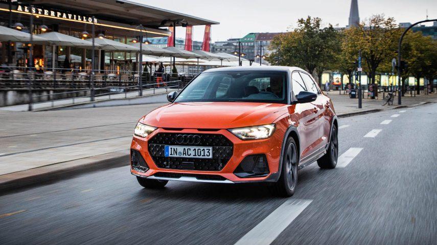 Nuevo Audi A1 citycarver, un sucedáneo del Q1