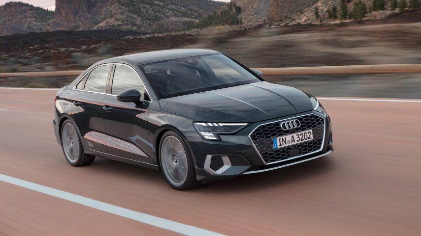 El nuevo Audi A3 sedán llegará en verano