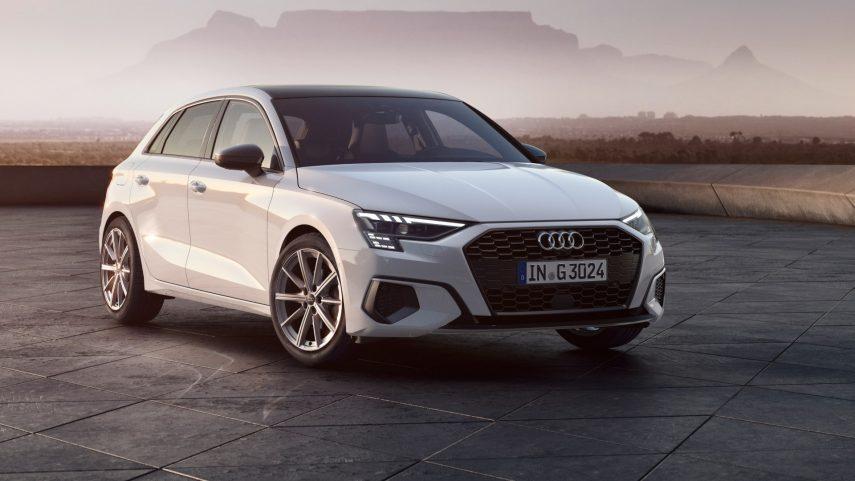 Nuevo Audi A3 Sportback g-tron, la versión para GNC que llegará en otoño