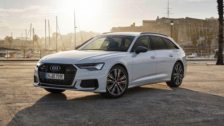 El Audi A6 Avant ya tiene versión híbrida enchufable