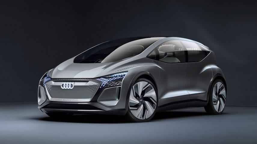 Audi AI:ME concept, la visión del urbanita eléctrico