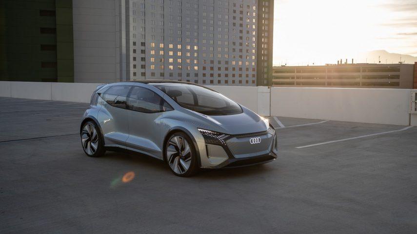 Audi AI:ME, un prototipo donde la conectividad lo es todo