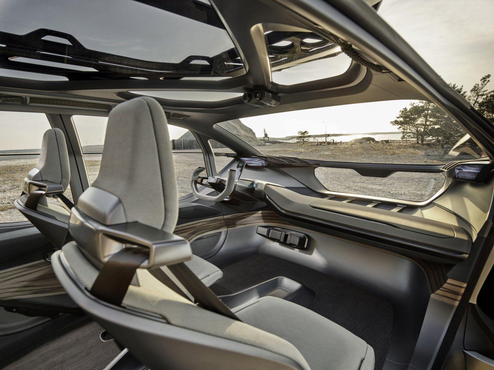 Audi AI TRAIL quattro 2019 30