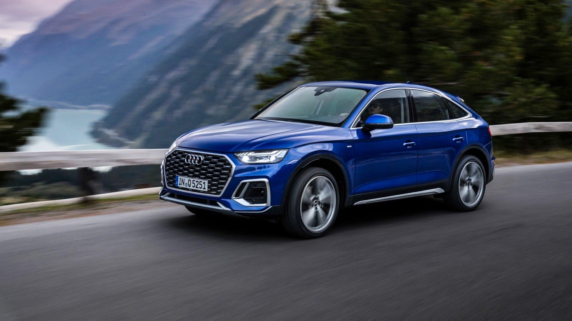 Se ponen a la venta los Audi Q5 Sportback y Audi SQ5 Sportback TDI