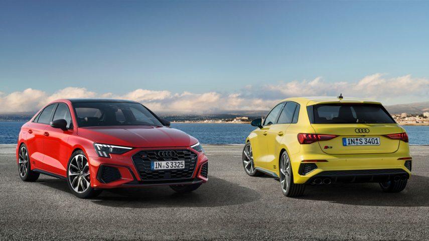 Nuevos Audi S3 Sportback y Audi S3 sedán, en los concesionarios en octubre de 2020