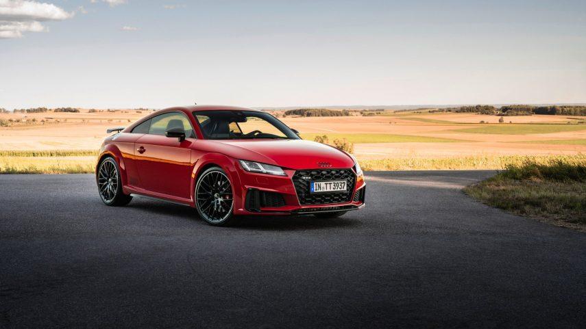 Los nuevos Audi TT competition plus ya están a la venta