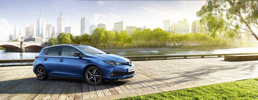 Toyota Auris Hybrid, ya la única versión a la venta en España