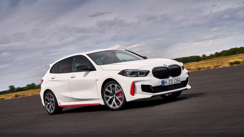El BMW 128 ti estará en los concesionarios en el mes de noviembre