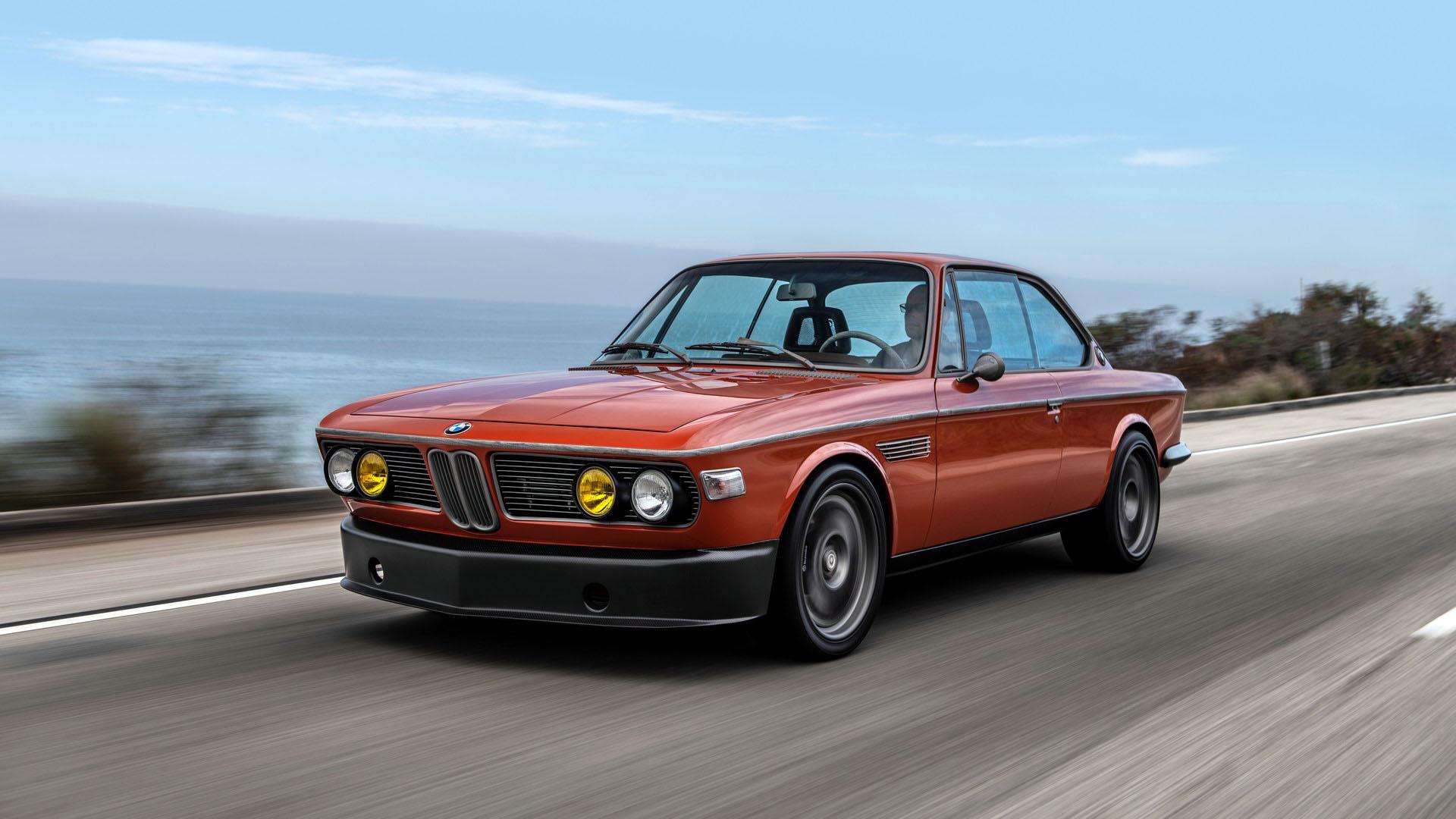 """El coche de """"Iron Man"""" fuera de la pantalla es un BMW 3.0 CS"""