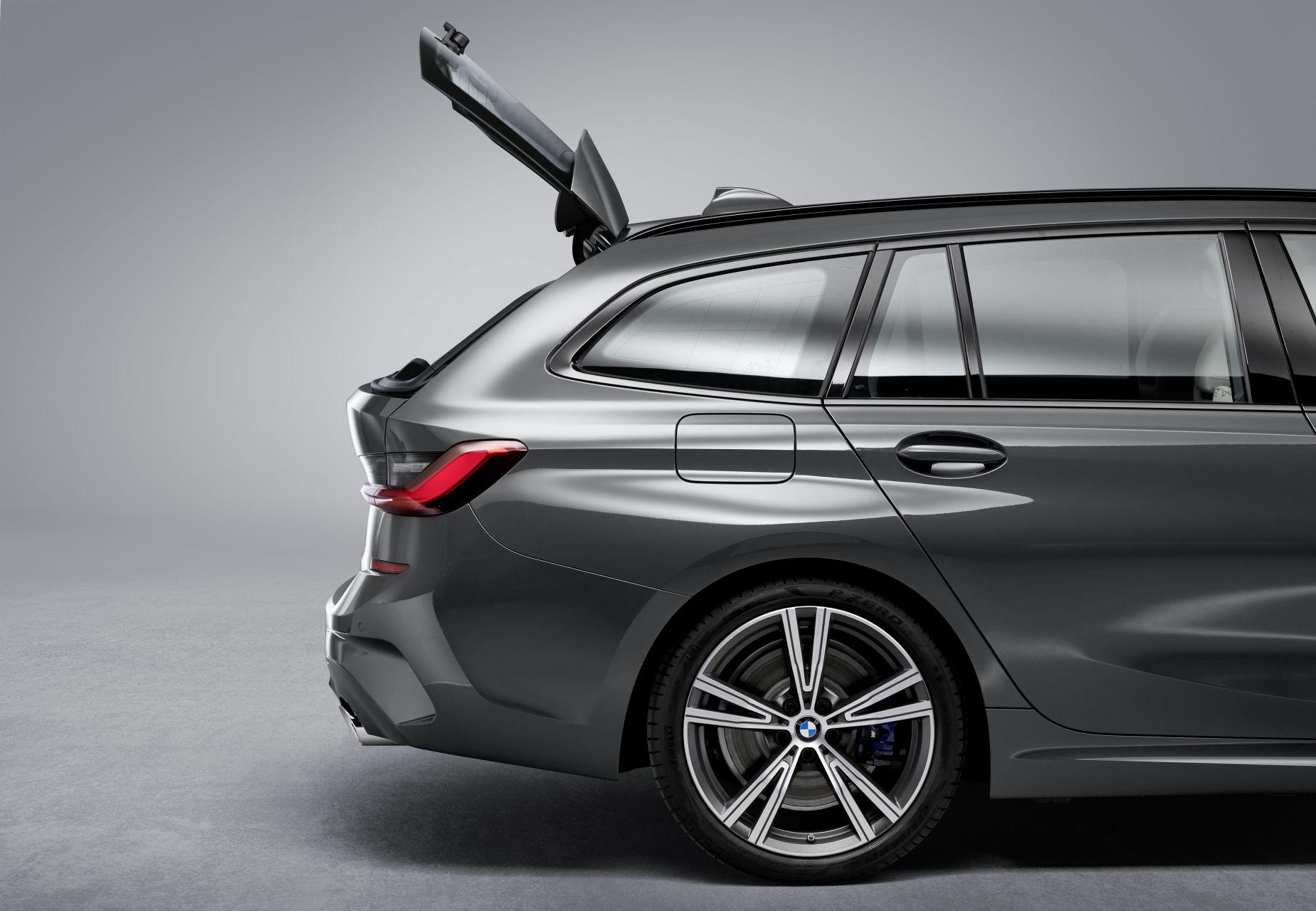 BMW 3 Touring 2019 Estudio 08