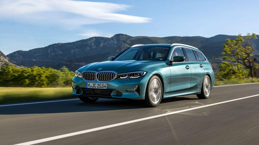 Nuevo BMW serie 3 Touring, el familiar alemán evoluciona