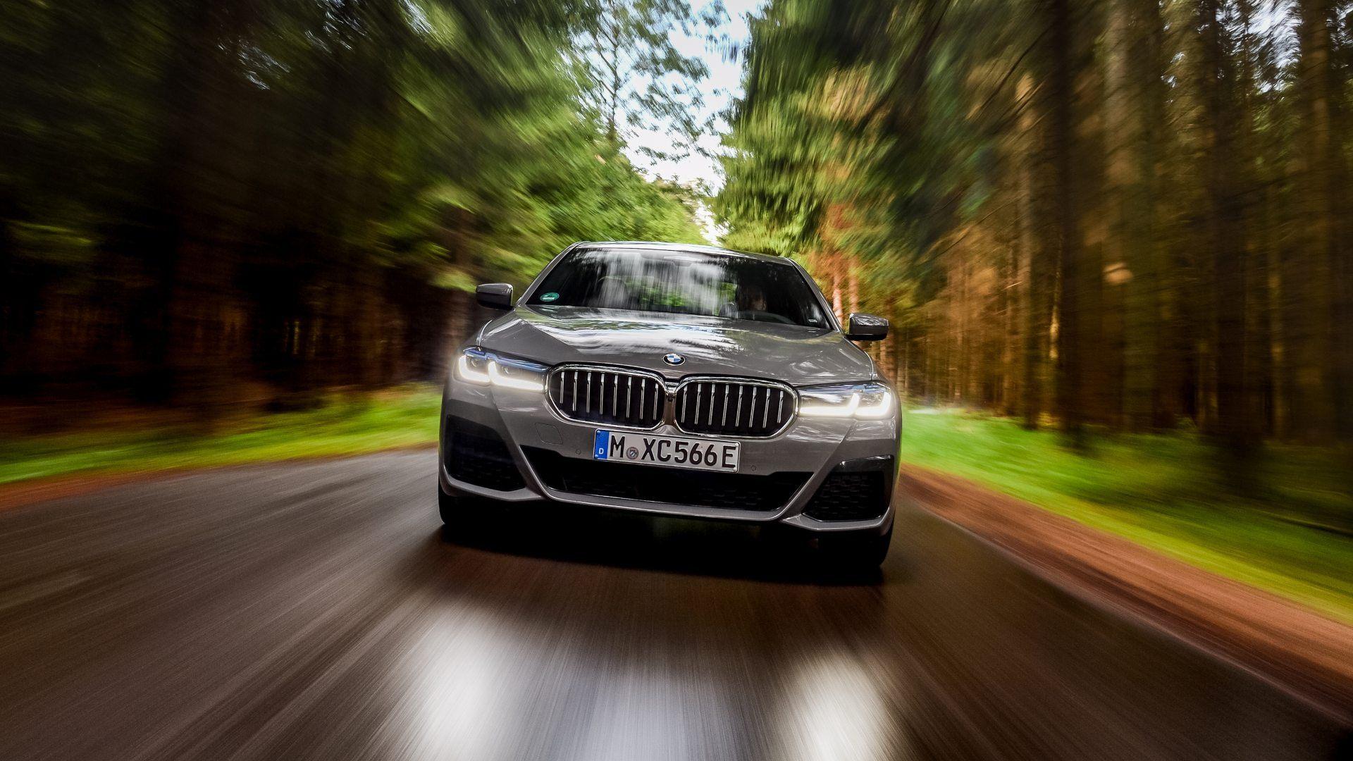 BMW 545e xDrive, 394 CV y hasta 57 kilómetros de autonomía eléctrica