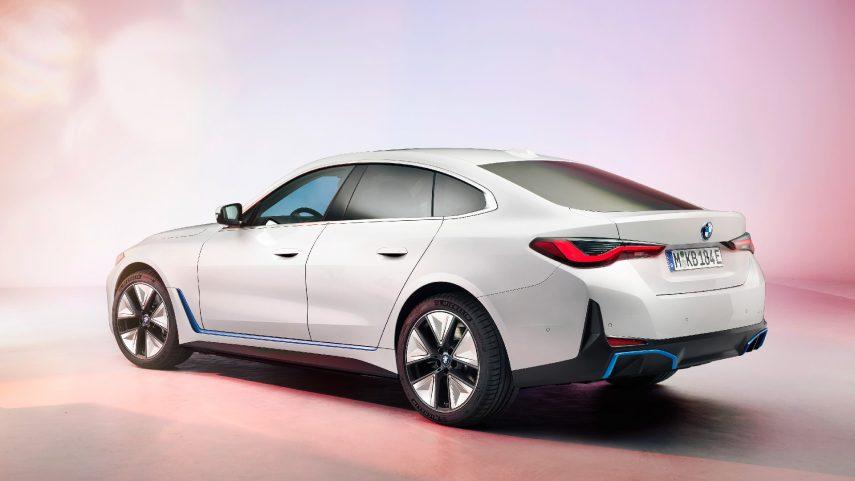 El BMW i4 M tendrá su propia banda sonora