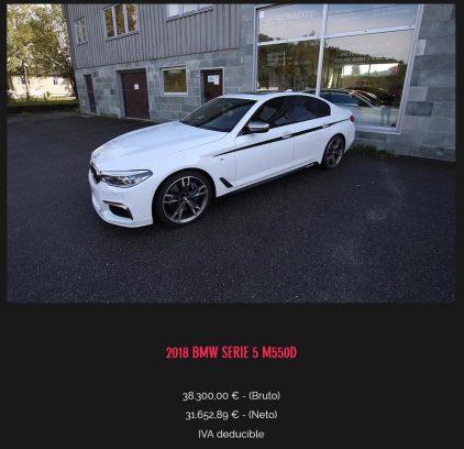 BMW Jucar