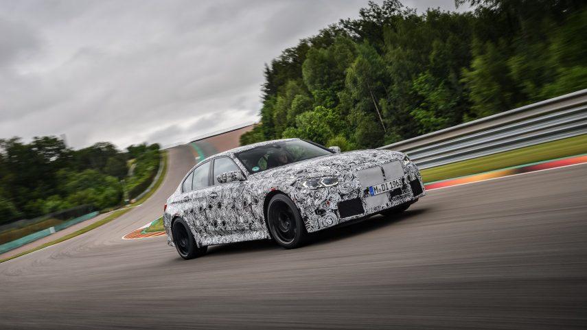 Los nuevos BMW M3 y BMW M4 se dejan ver antes de tiempo