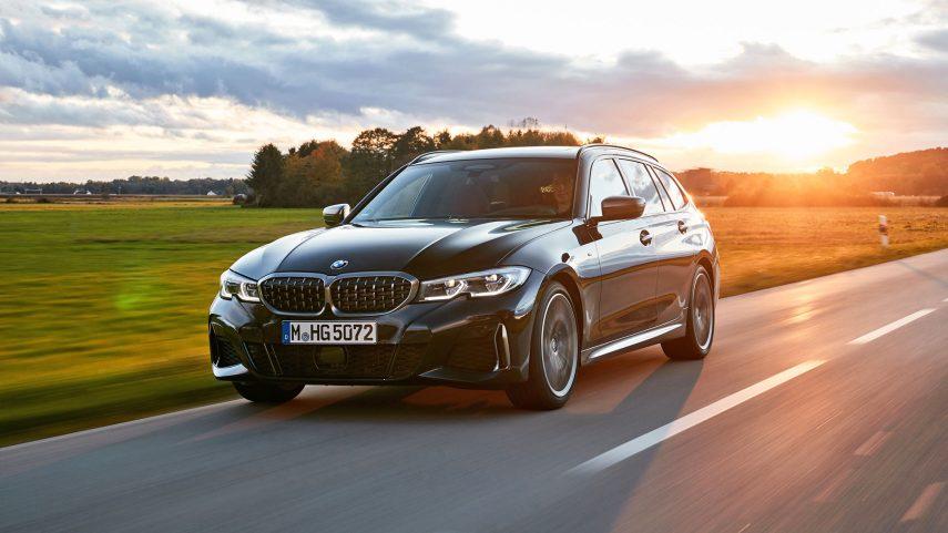 Nuevo BMW M340i xDrive Touring, la opción picante anti-SUV