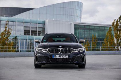 BMW M340i xDrive Touring 2019 21