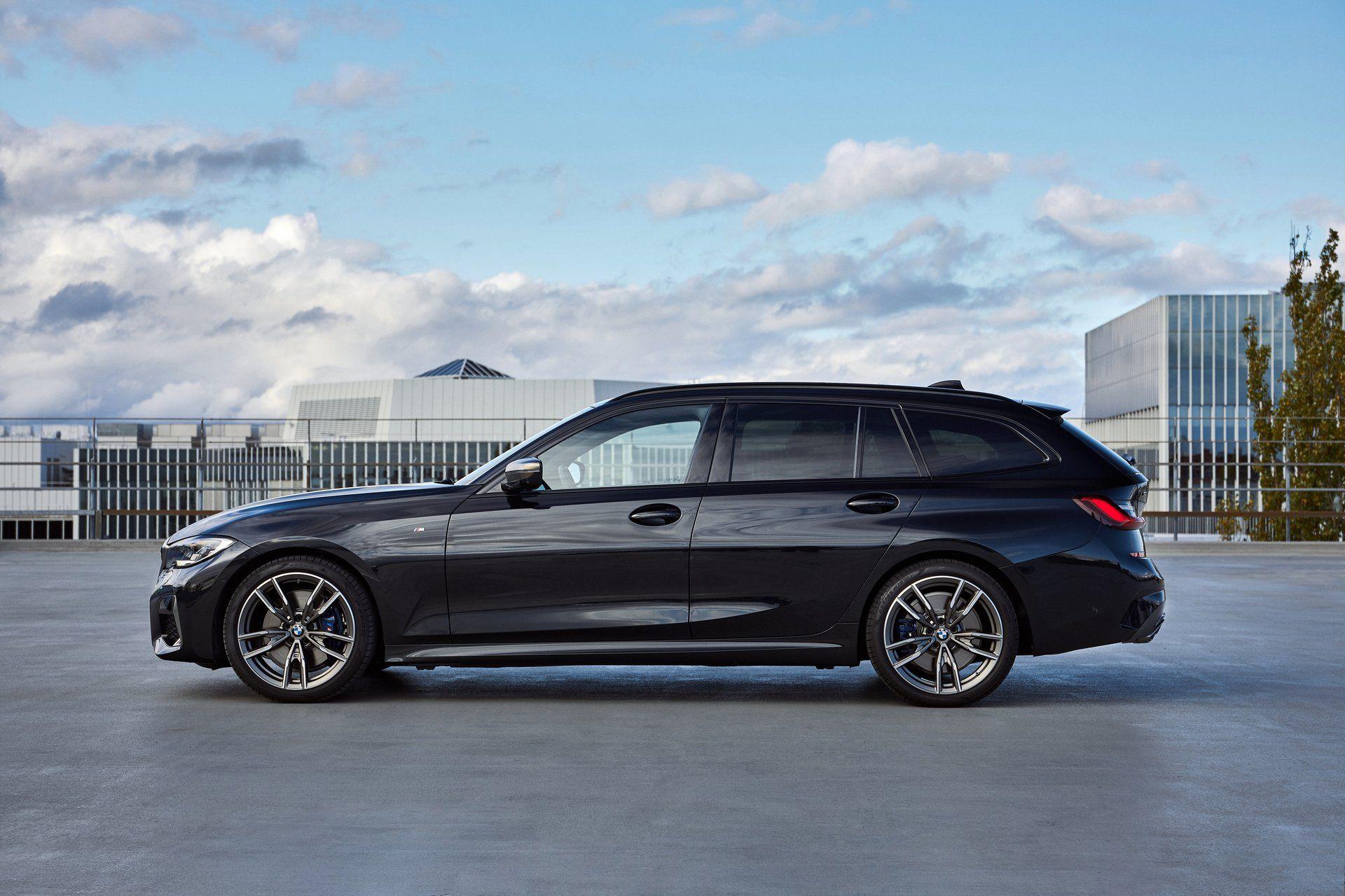 BMW M340i xDrive Touring 2019 23