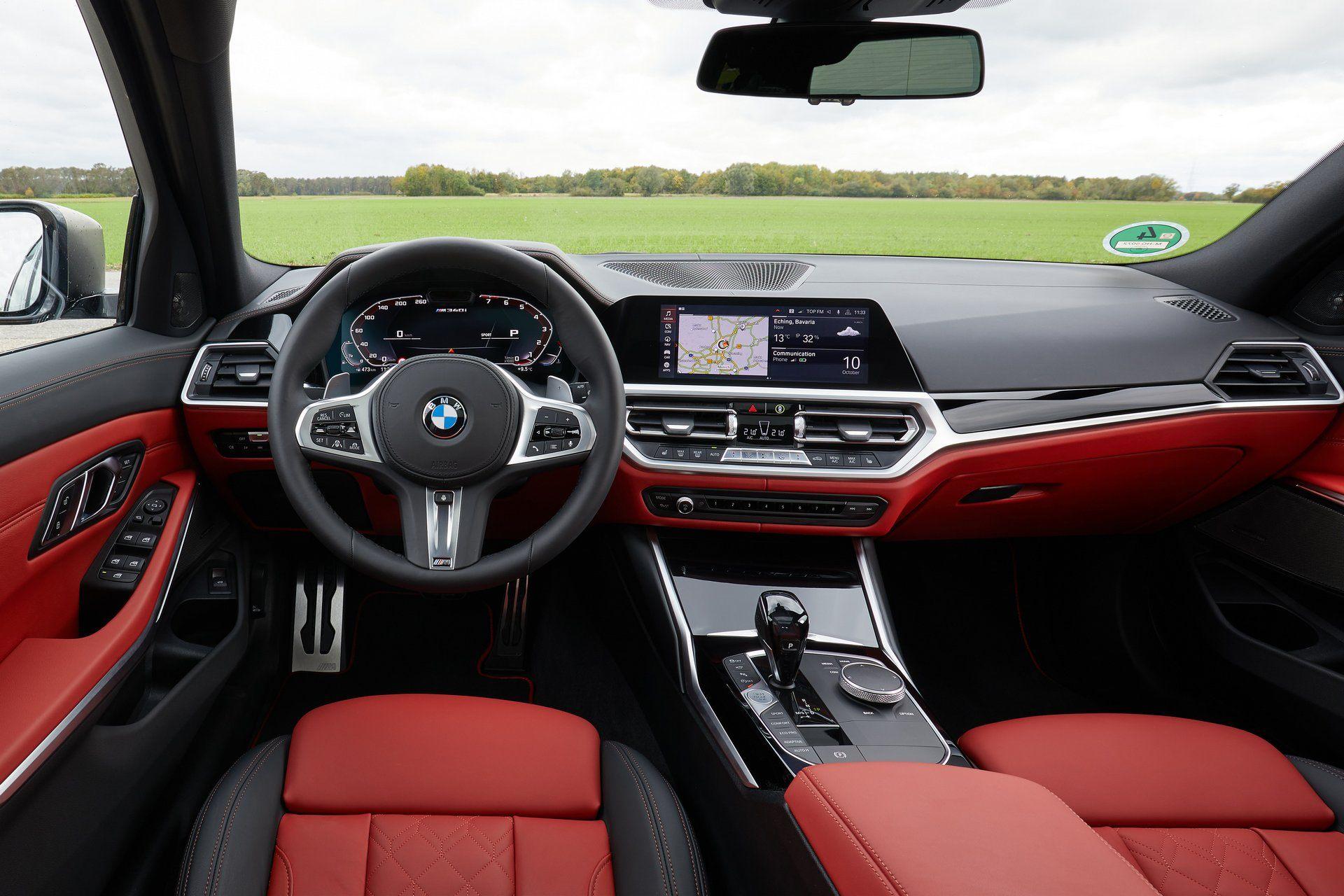 BMW M340i xDrive Touring 2019 31