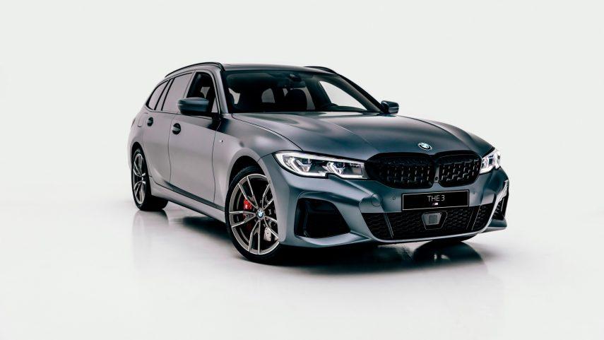 BMW M340i xDrive Touring First Edition, más equipamiento y acabado específico para 340 unidades