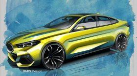 BMW serie 2 Gran Coupe bocetos 1