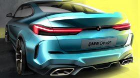 BMW serie 2 Gran Coupe bocetos 3