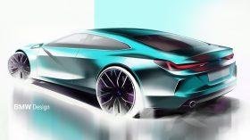BMW serie 2 Gran Coupe bocetos 5