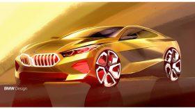BMW serie 2 Gran Coupe bocetos 7