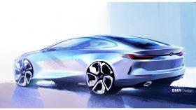 BMW serie 2 Gran Coupe bocetos 8