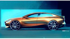 BMW serie 2 Gran Coupe bocetos 9