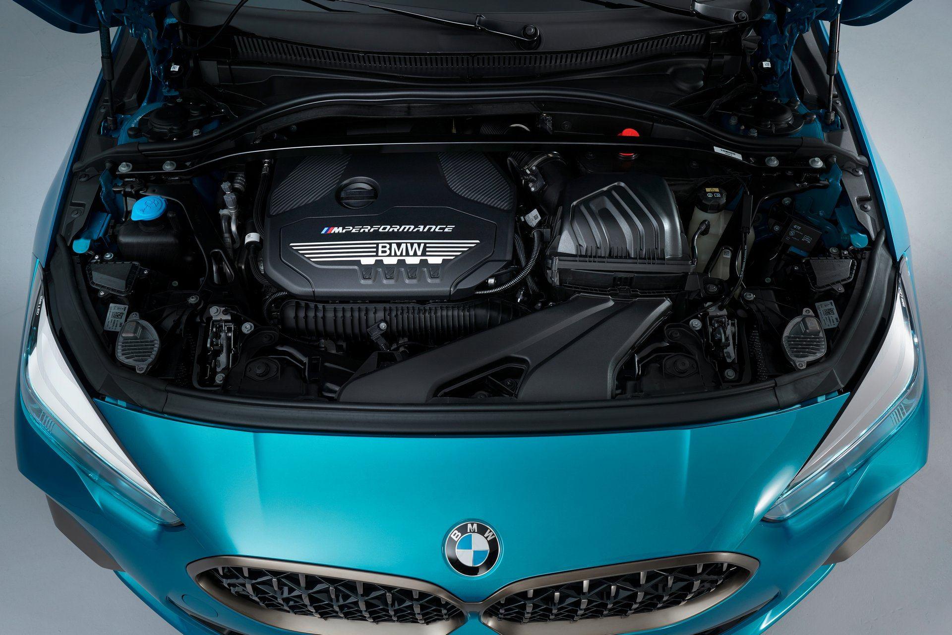 BMW serie 2 Gran Coupe M235i estudio 05