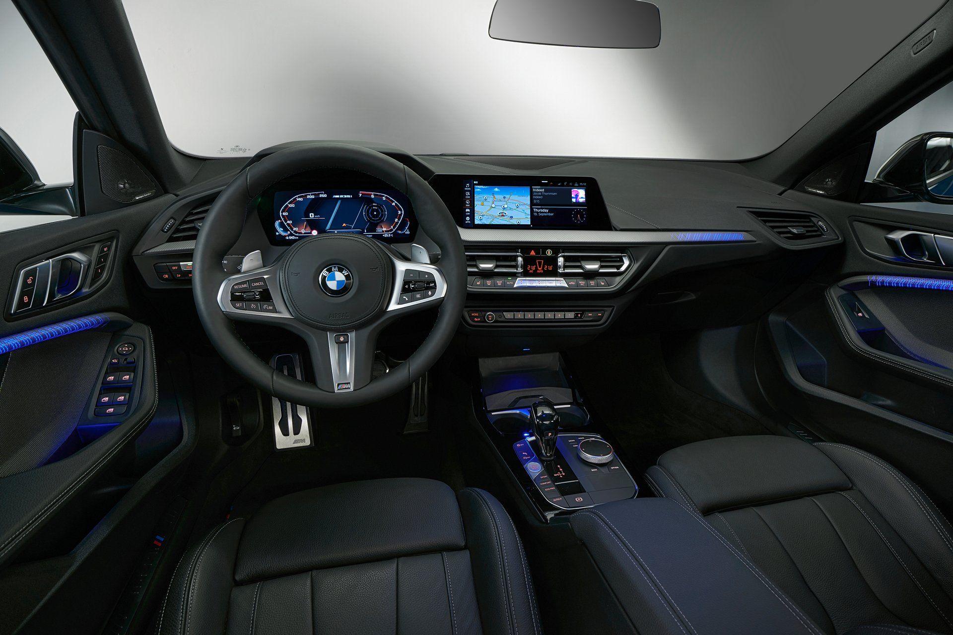BMW serie 2 Gran Coupe M235i estudio 17