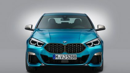BMW serie 2 Gran Coupe M235i estudio 24
