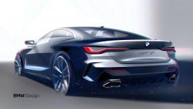 BMW serie 4 2020 dibujos 02