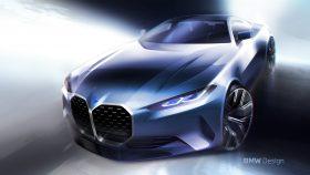 BMW serie 4 2020 dibujos 03