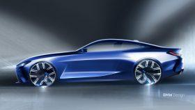 BMW serie 4 2020 dibujos 04
