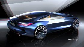 BMW serie 4 2020 dibujos 06