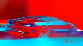 BMW serie 4 2020 dibujos 07