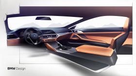 BMW serie 4 2020 dibujos 09