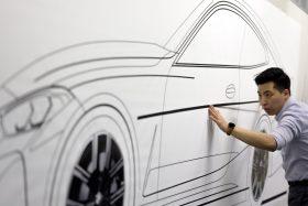 BMW serie 4 2020 dibujos 15
