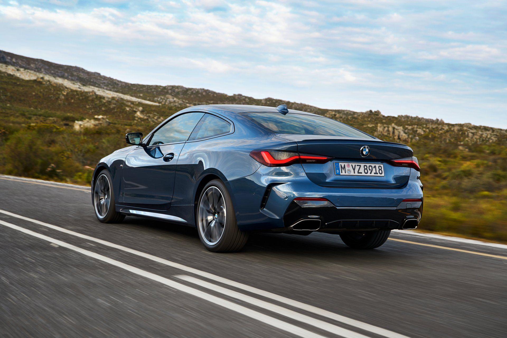 BMW serie 4 2020 dinamicas 30