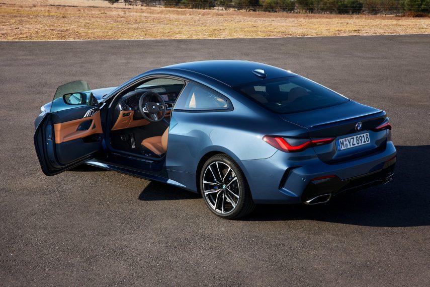 BMW serie 4 2020 dinamicas 50