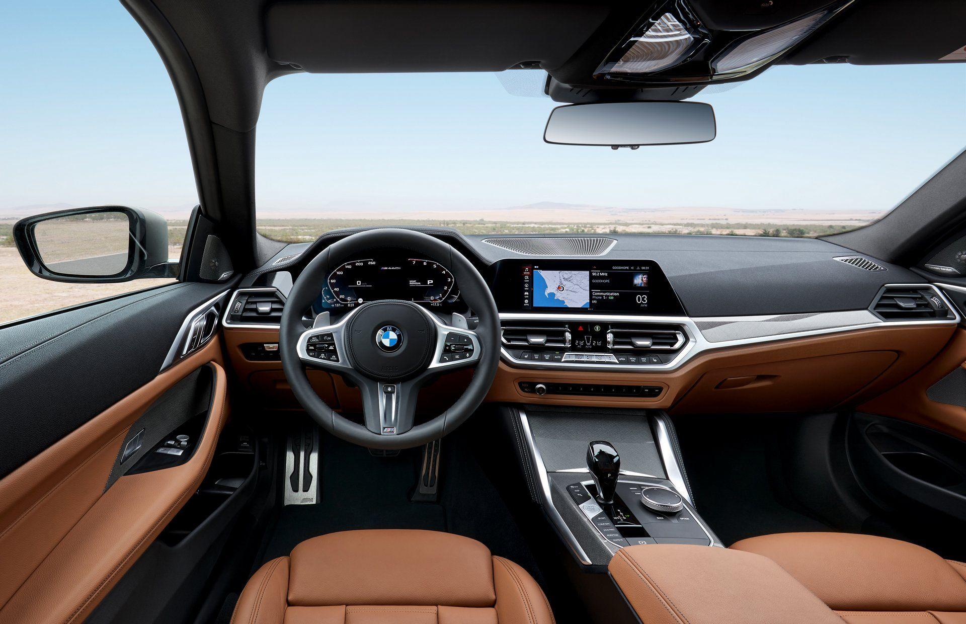BMW serie 4 2020 dinamicas 57