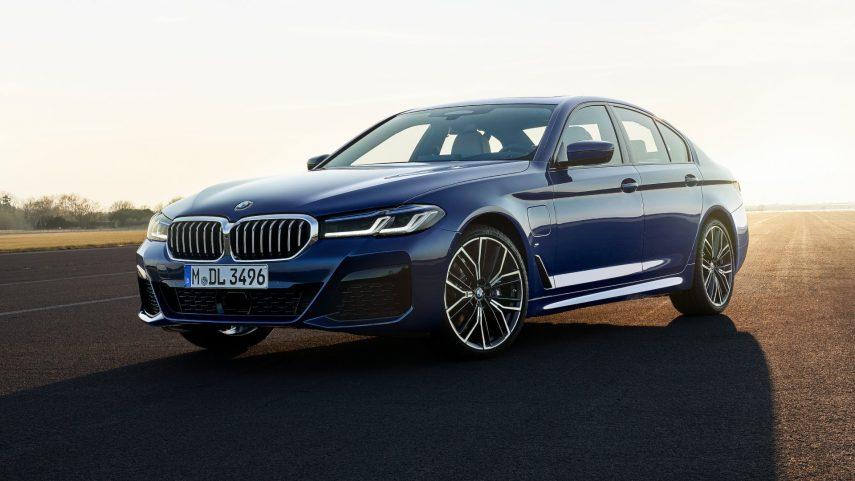 El BMW Serie 5 2020 define sus precios para España