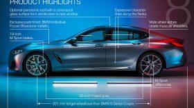 BMW Serie 8 Gran Coupe Destacado 2019 5