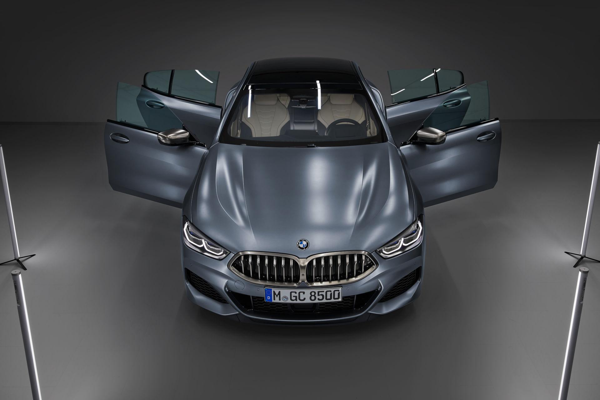 BMW Serie 8 Gran Coupe Estudio 2019 44