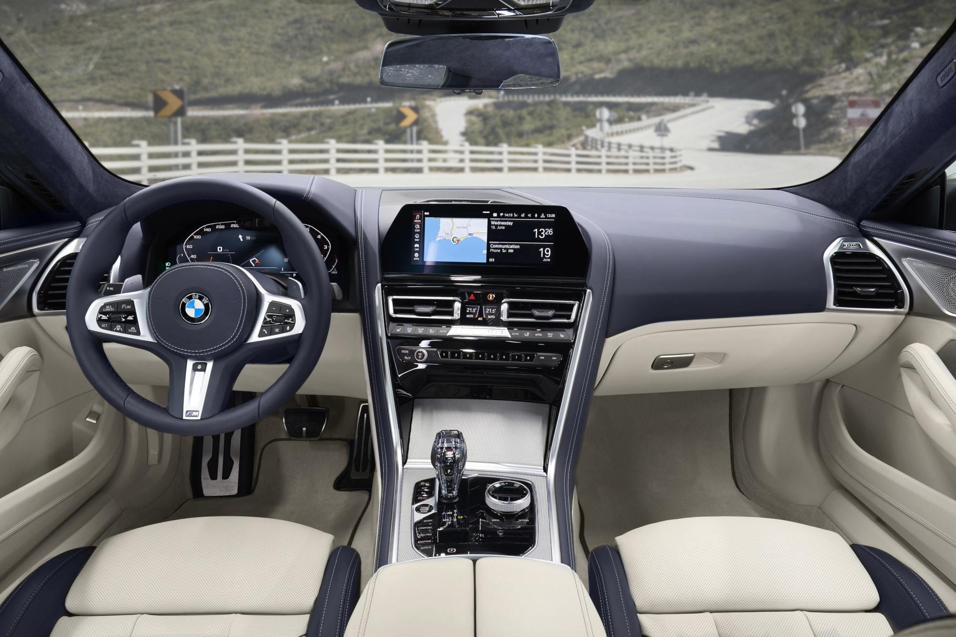 BMW Serie 8 Gran Coupe Exteriores 2019 01