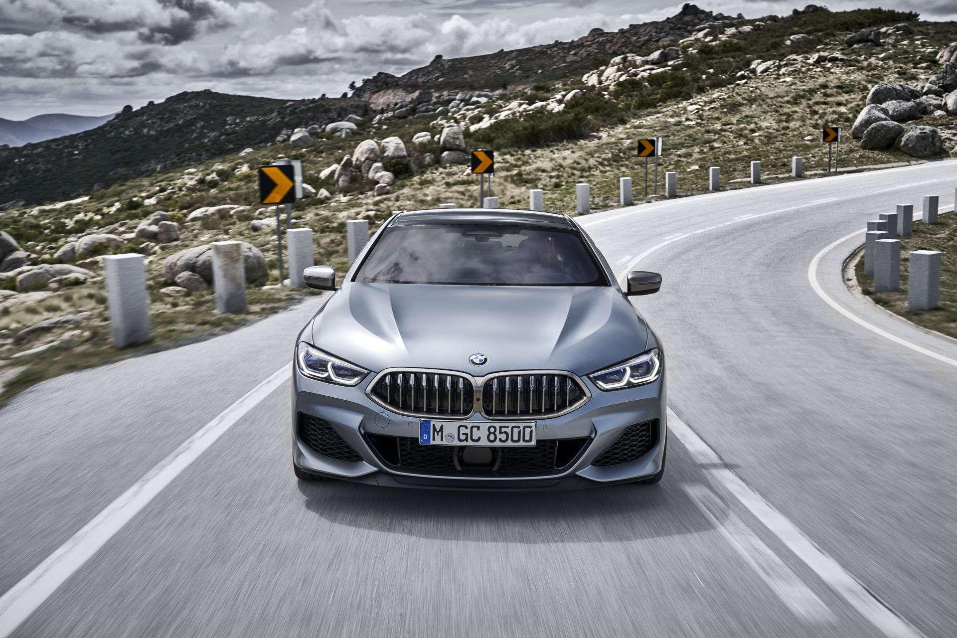 BMW Serie 8 Gran Coupe Exteriores 2019 06