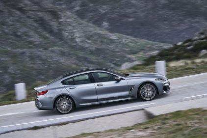 BMW Serie 8 Gran Coupe Exteriores 2019 13