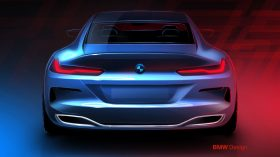 BMW Serie 8 Gran Coupe Sketches 2019 4